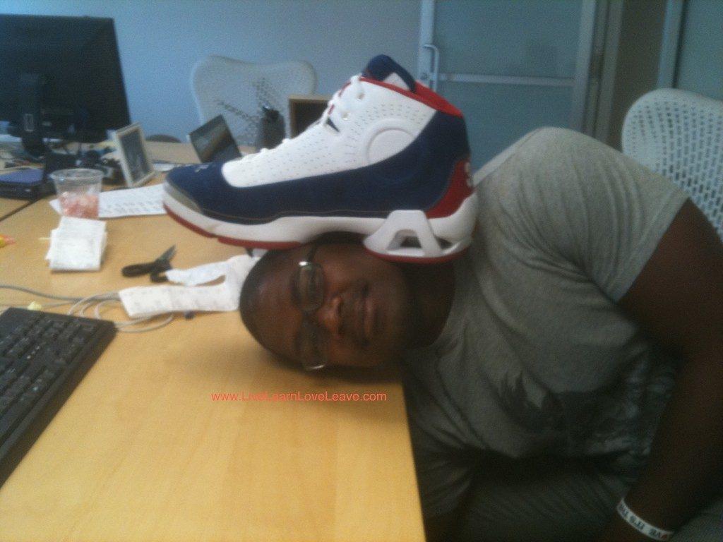 Shaq Shoe Size
